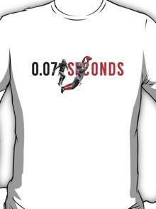 .07 Seconds T-Shirt