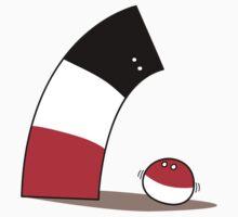 Polandball - Poland's Anschluss by xzbobzx