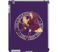 Granger's Delivery Service iPad Case/Skin