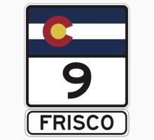 CO-9 Frisco Colorado by IntWanderer