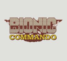 Bionic Commando in Distress by SpyderAcidburn