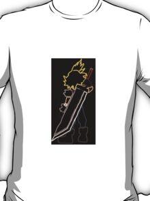 Cloud Strife Final Fantasy T-Shirt