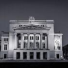 Late Night Opera by Maciej Nadstazik