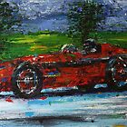 Maserati 250F by JohnnyBoy333