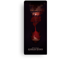 Goblin Town Canvas Print