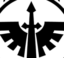 Dark Angels I - Warhammer Sticker