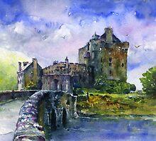 Eilean Donan Castle Scotland by LifePortraits