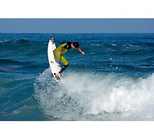 Backhand Aerial Photographic Print