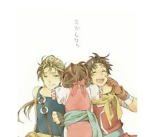 Suikoden II - Together Forever by sandyw5