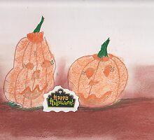 happy halloween! by Judy Niemi