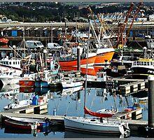 Newlyn Fish Market by mrcoradour
