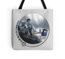 The 11th Day of the Doctor Jedi Tote Bag