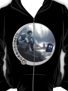 The 11th Day of the Doctor Jedi T-Shirt