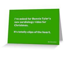 Bonnie. Greeting Card
