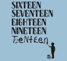 Tenteen by IISJENIUS