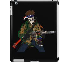 Combat Crayon iPad Case/Skin