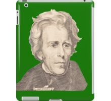 Portrait of Andrew Jackson iPad Case/Skin