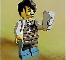 The world's best barista! by Tim Constable