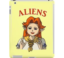 Romani Aliens iPad Case/Skin