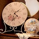 Favorite Clock by Sandra Foster