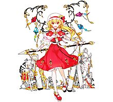 Touhou - Flandre Scarlet Photographic Print