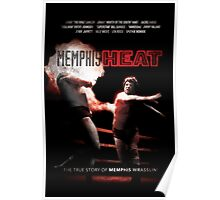 Memphis Heat Movie Poster Poster