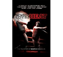Memphis Heat Movie Poster Photographic Print