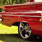 1960 Chevy Biscayne by Wviolet28