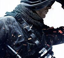 Call OF Duty - [Ghosts Marine] by Akuji