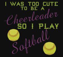 too cute softball by Glamfoxx