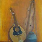 Strings, Family Memories by Phyllis Frameli