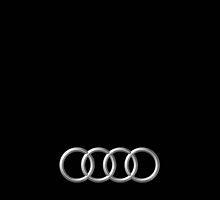 Audi Black by Dimuthu  Sudasinghe