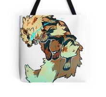 Fighting Arcanine  Tote Bag