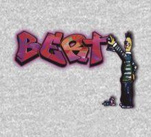 Bert & Ernie by Monty Dean