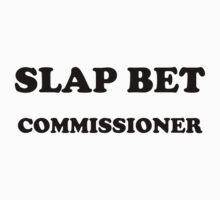 SLAP BET BLK by Glamfoxx