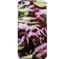 artichokes iPhone Case/Skin