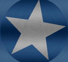 Captain America Stealth Shield Sticker