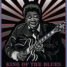 KING OF THE BLUES by Larry Butterworth