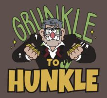 Grunkle to Hunkle T-Shirt