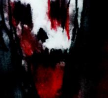 Of Red Death Sticker