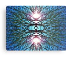 Infinite Wind Metal Print