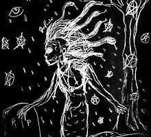 Death Rock Medusa by DandyJon