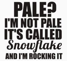 pale snowflake blk by Glamfoxx