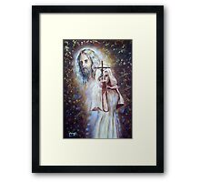 Take Up Your Arms! Framed Print