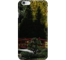 Japanese Gardens iPhone Case/Skin