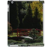 Japanese Gardens iPad Case/Skin