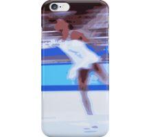 Figure Skaters 4 iPhone Case/Skin
