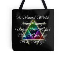 Legend of Zelda, Courage Tote Bag