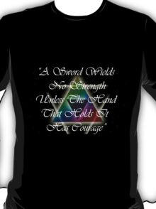 Legend of Zelda, Courage T-Shirt