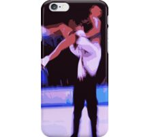 Figure Skaters 6 iPhone Case/Skin